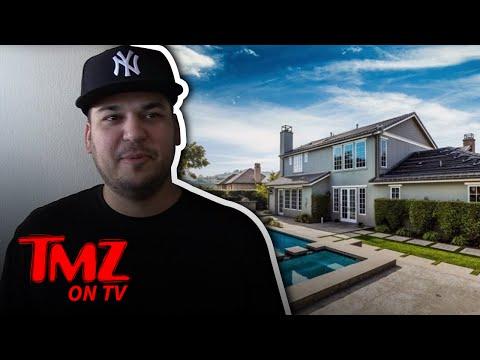 Rob Kardashian Just Sold His House   TMZ TV