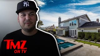 Rob Kardashian Just Sold His House | TMZ TV