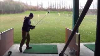 Eazy D Golfing Shots Compilation Good & Bad shots for Beginners Thumbnail