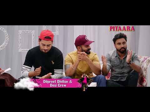 Dilpreet Dhillon with #Shonkan | Shonkan Filma Di | Pitaara TV