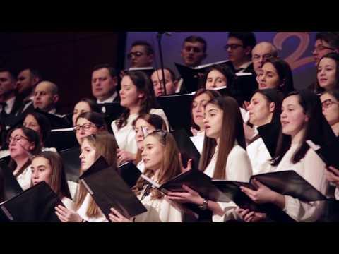 Priveste la Isus - Corurile reunite ale bisericilor Române Betel si Betania - Dublin
