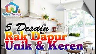 (0.07 MB) Ibu Pintar Harus Tahu, Inilah 5 Desain Rak Dapur yang Bisa Dicoba Mp3
