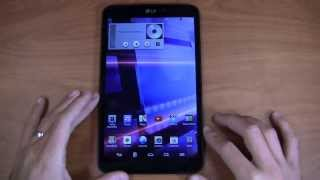 LG G Pad 8.3 Review Part 2