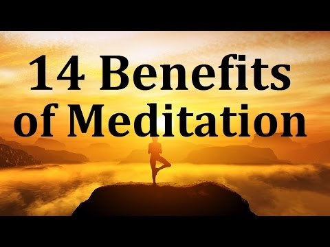 14 Top Benefits Of Meditation  - from science & benefits Ive found practicing meditation tips