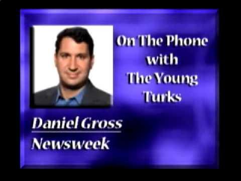 Economy Recovering? Newsweek's Daniel Gross Debates Cenk