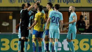 Las Palmas vs Barcelona [1-1], La Liga, 2018 - Match Review