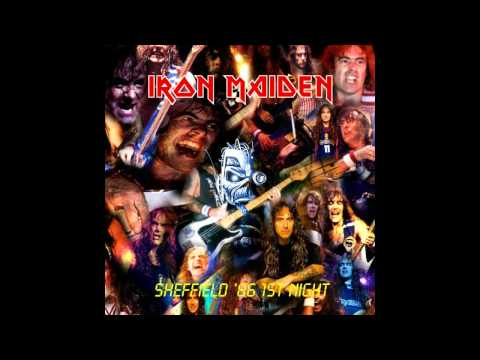 Iron Maiden - 09 - Walking In The Air (Sheffield, 1986.10.15)