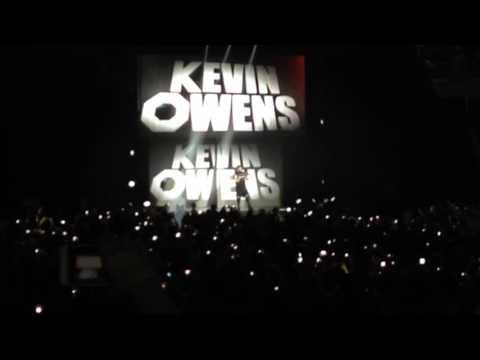 wwe santiago - Seth Rollins - Kevin Owens Entrance (Main event)