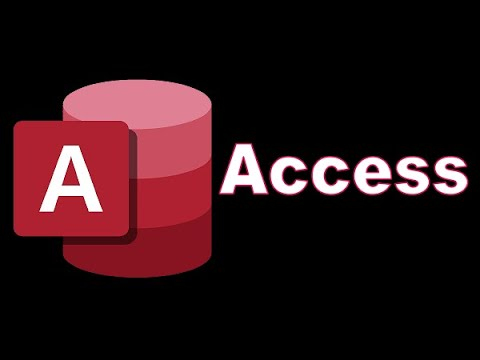 Microsoft Access - Data Entry With A Web Page 01