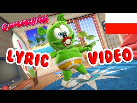 NUKI NUKI (Polish Version) Lyric Video SMOZCEK SMOZCEK Gummy Bear Song