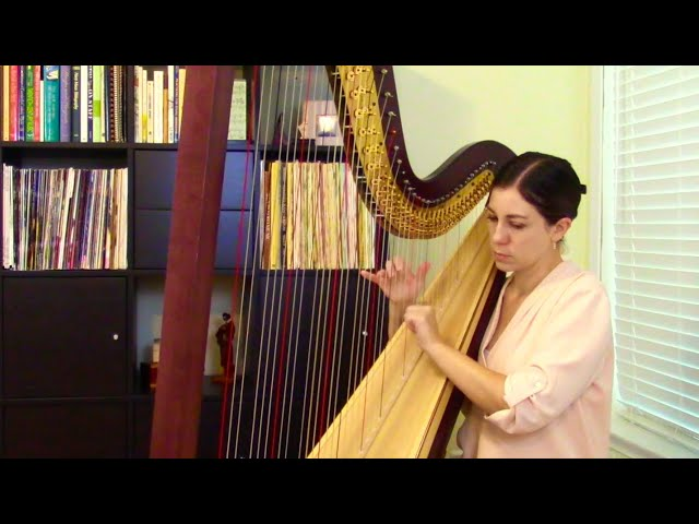 Inspirational Videos for Young Harpists