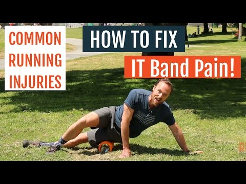 Common Running Injuries: Fixing IT Band Pain