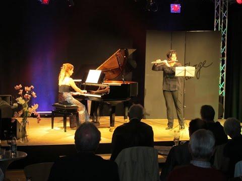 ULTRAMAR Ensamble. Libertango, Astor Piazzola. Gira Europa 2014