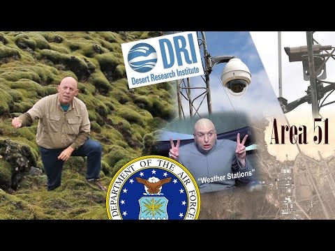 Area 51 Weather Stations: What Are They Really For? - An Investigation by Glenn Campbell