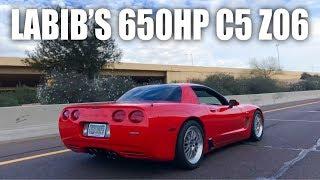 Labib's 650HP C5 Z06
