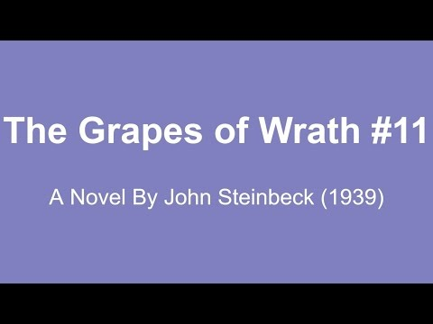 The Grapes of Wrath Audio Books - A Novel By John Steinbeck (1939) #11