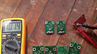 антенные усилители SWA, для польской антенны (решетка). РЕМОНТ (Часть 1)