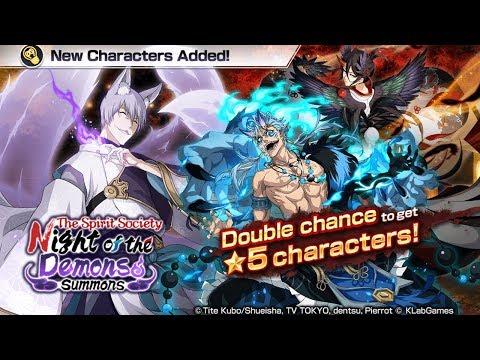 Bleach Brave Souls: Summons Demônios Gin, Rukia e Grimmjow & Ganhe Orbs Lilynette Medal!!! - Omega Play
