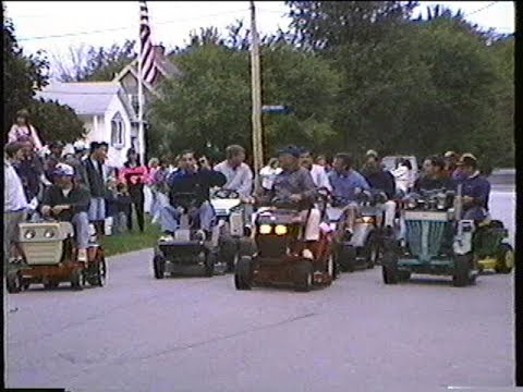 Womantam 500 - 3rd Annual Tractor Race 9/23/1995