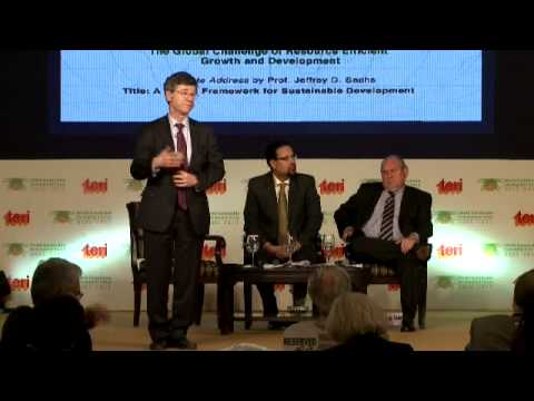 Jeffrey Sachs, Earth Institute: We can't be spectators, we have to be participants - DSDS 2013