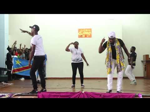 Democratic Republic of Congo at CUEA Cultural Day 2017