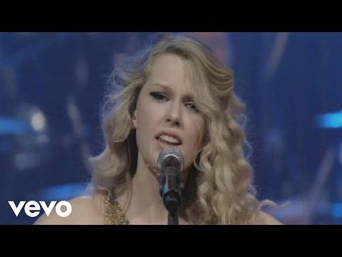 Taylor Swift - Change (Live)