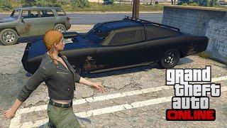 GTA 5 PC - Duke of Death Online Spawn Location - Rare Car Online thumbnail