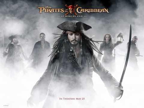 colonna sonora dei pirata dei caraibi ai confini mondo