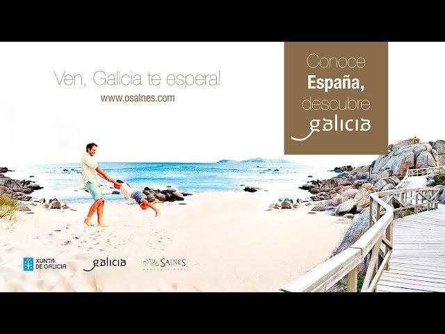 Conoce España, descubre Galicia - O Salnés