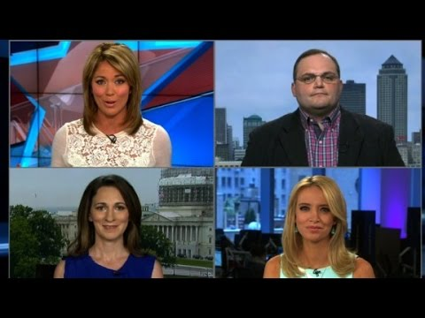 Steve Deace to Kayleigh McEnany: You're lying about ...