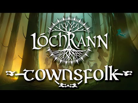 Lóchrann - TownsFolk (2016) (FULL ALBUM)