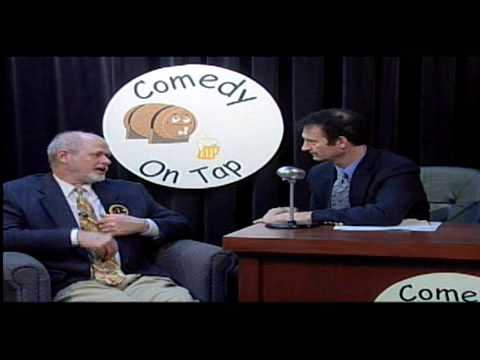 Comedy On Tap 215 with award-winning host Mark Bonto