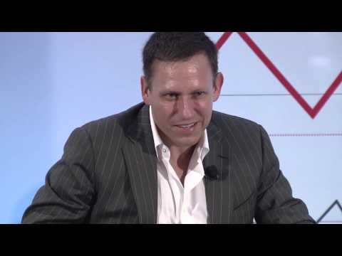 Keynote Interview: Peter Thiel / The Buttonwood Gathering