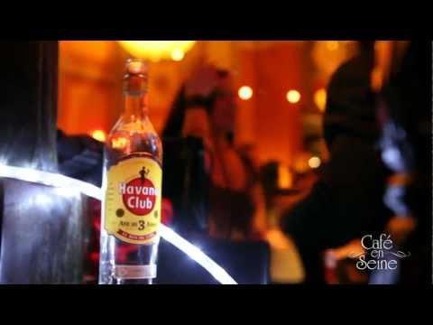 Cafe en Seine - Havana Club