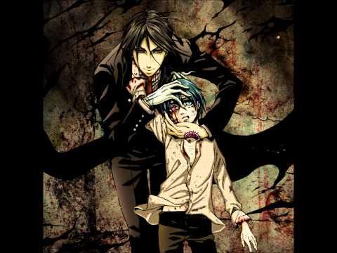 The Dark Crow Smiles - Kuroshitsuji