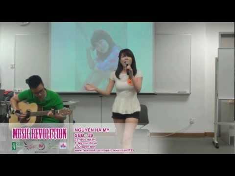 Music Revolution 2013 - SBD 29: Nguyễn Hà My