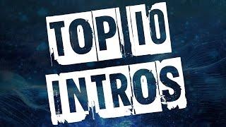 افضل 10 انتروهات احترافية بدون اسم جاهزة للتعديل على برنامج Top 10 intro   camtasia studio