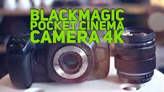 Blackmagic Pocket Cinema Camera 4K Review – Still Lacking