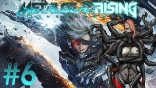 Metal Gear Rising: Revengeance Walkthrough w/ Spade Part 6: Mistral Sacre Bleu!