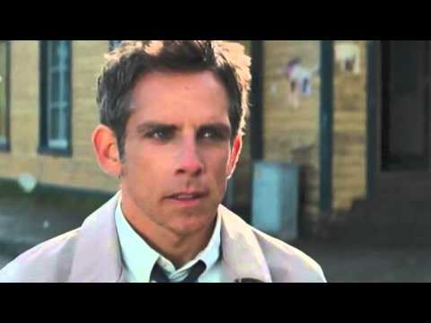 The Secret Life of Walter Mitty - Space Oddity Scene