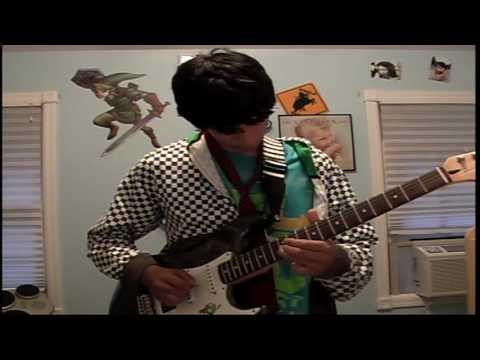 Take On Me Guitar Cover (Reel Big Fish)
