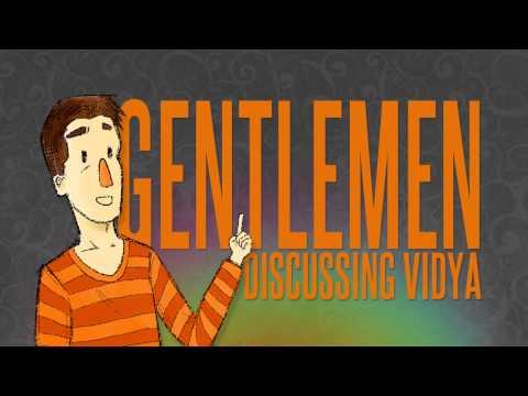 Gentlemen Discussing Vidya Diggitydawg