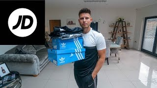 BIG JD Men's Try-On Haul | Clothes & Trainers