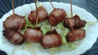 Dátiles Con Bacon