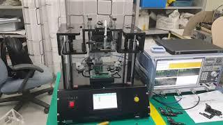 자동화지그와 계측기연동시스템