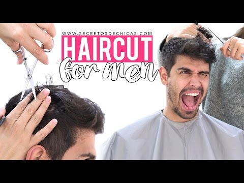 Haircut For Men Step By Step Tutorial | Patry Jordan
