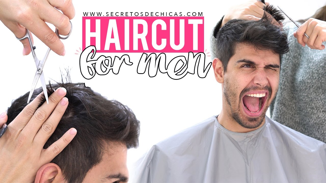 Haircut For Men Step By Step Tutorial Patry Jordan Youtube