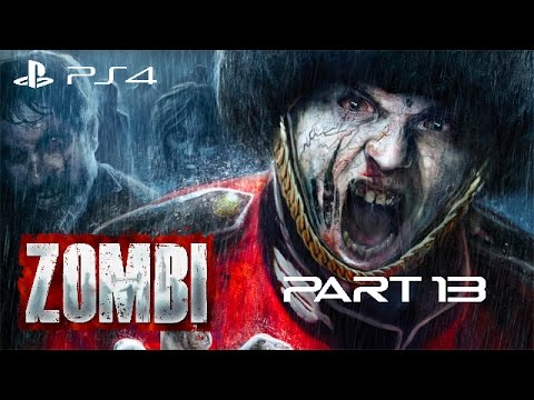 Zombi PS4 Walkthrough Gameplay Part 13 - Escape Buckingham Palace