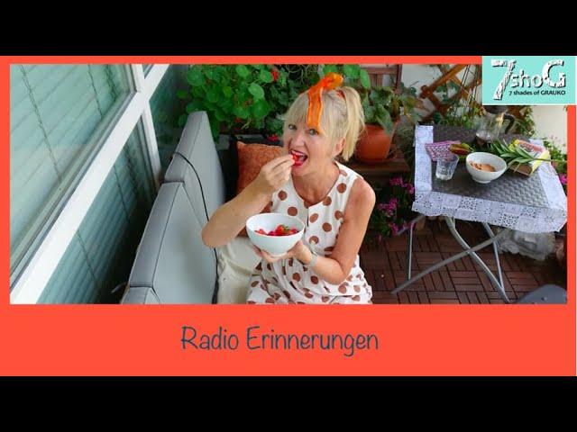 """7shoG am 14.9.2021: """"Radio Erinnerungen"""""""