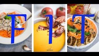 FIT propozycje na zdrowy obiad z marką Borner | Ugotowani.tv HD